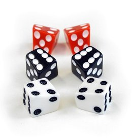 GATO The Dice Lab | Skew D6 Dice Pair