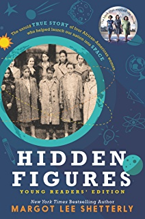 BODV Hidden Figures, Young Readers' Edition