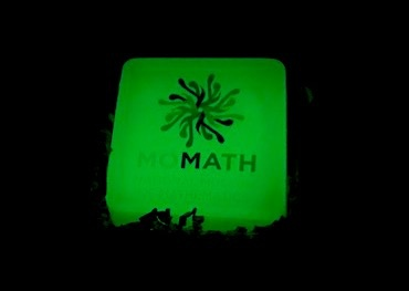 GIFT MoMath Glow in the Dark Soap