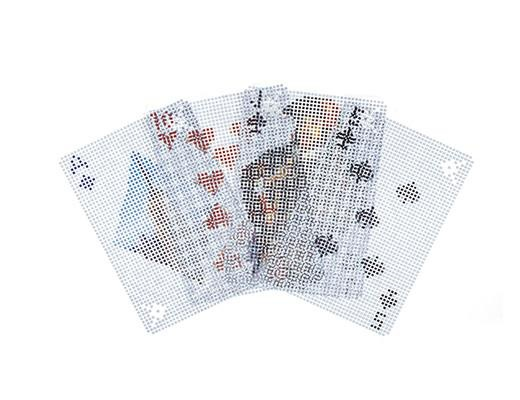 GATO Pixel Playing Cards