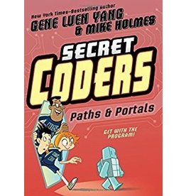 BODV Secret Coders: Paths & Portals
