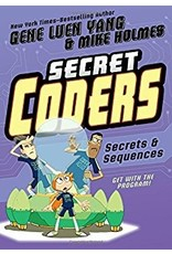 BODV Secret Coders: Secrets & Sequences
