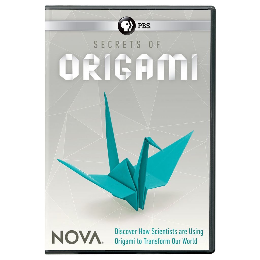 BODV Secrets of Origami: Origami Revolution