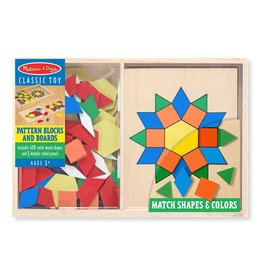 GATO Pattern Blocks and Boards