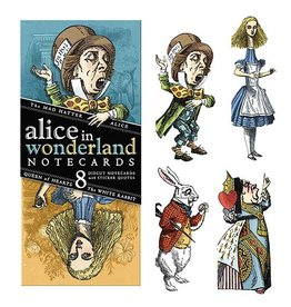 HOME Alice in Wonderland Note