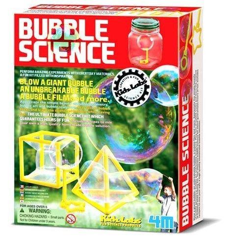 GATO Bubble Science