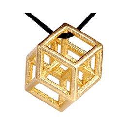 JEWE Bathsheba - Hypercube Pendant