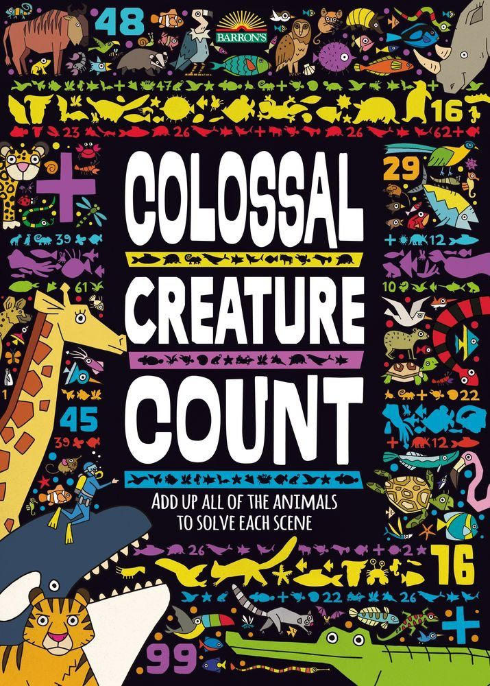 BODV Colossal Creature Count