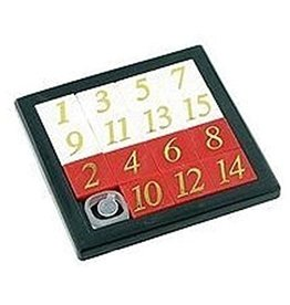 TRIN Number Slide Puzzle