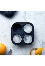 HOME Sphere Ice Mold - Charcoal