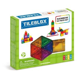 GATO Tileblox 30Pc set - Rainbow