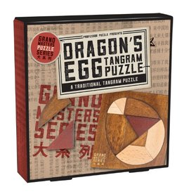 PUZZ Dragon's Egg Tangram