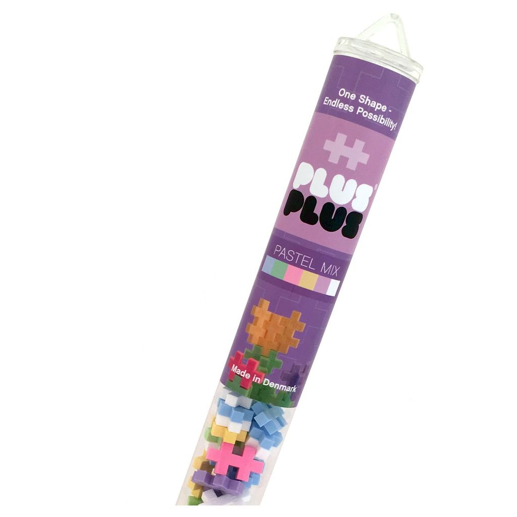 GATO Plus Plus Pastel Tube - 70 pcs