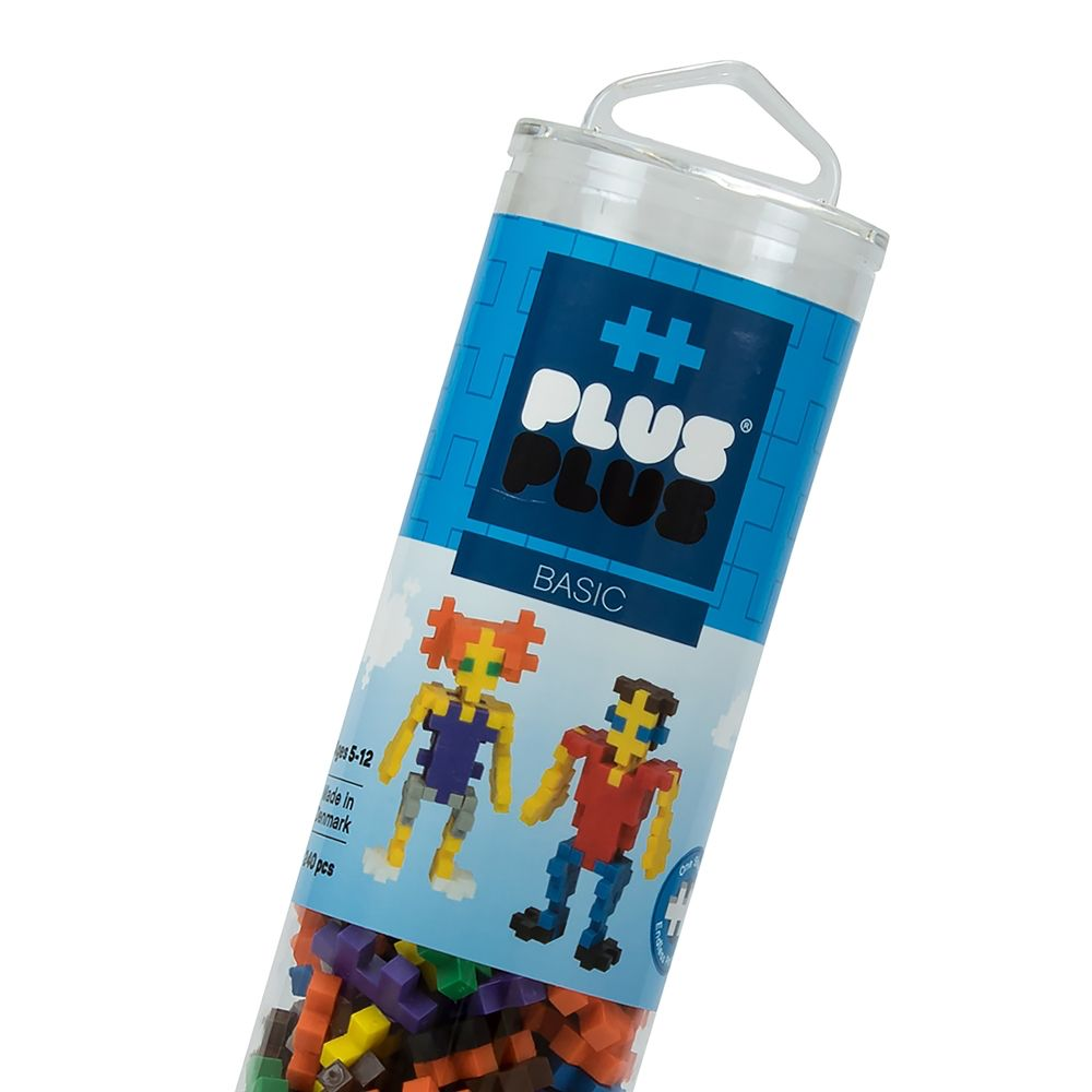 GATO Plus Plus Basic Tube - 240 Pcs
