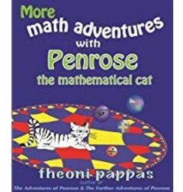 BODV More Math Adventures with Penrose the Mathematical Cat