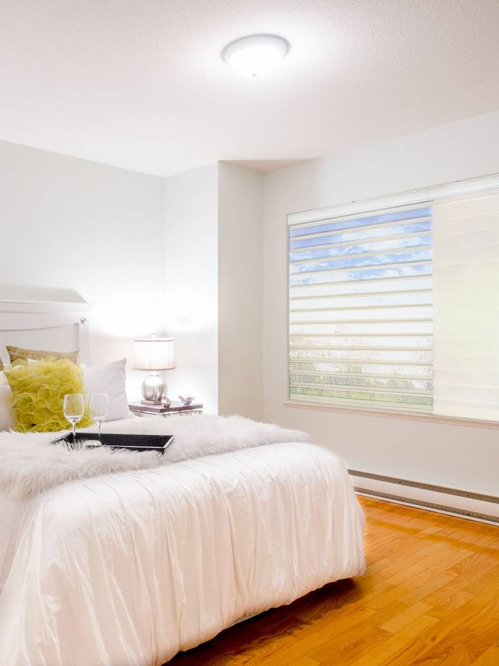 Trendy Blinds Triple Shade Innocence 95mm