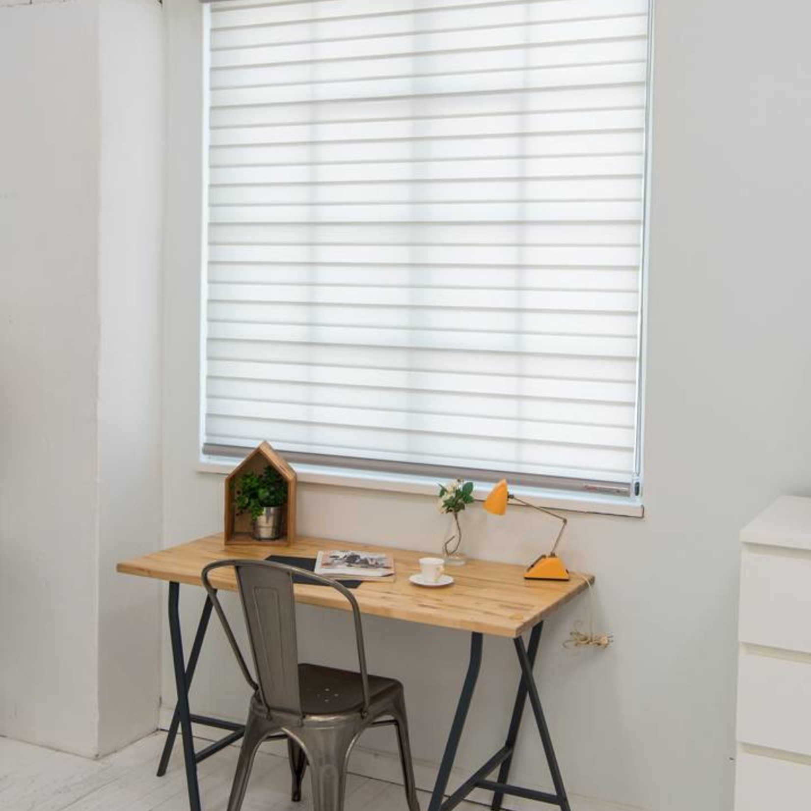 Trendy Blinds Combi Peace Pearl