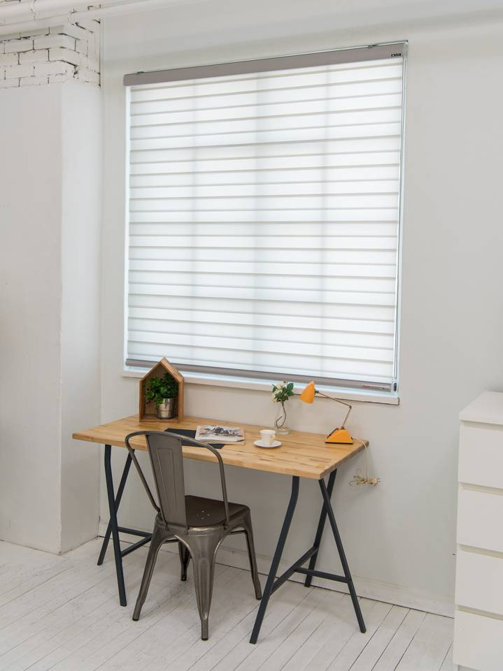 Trendy Blinds Combi Peace Pearl [CMTB-PP]