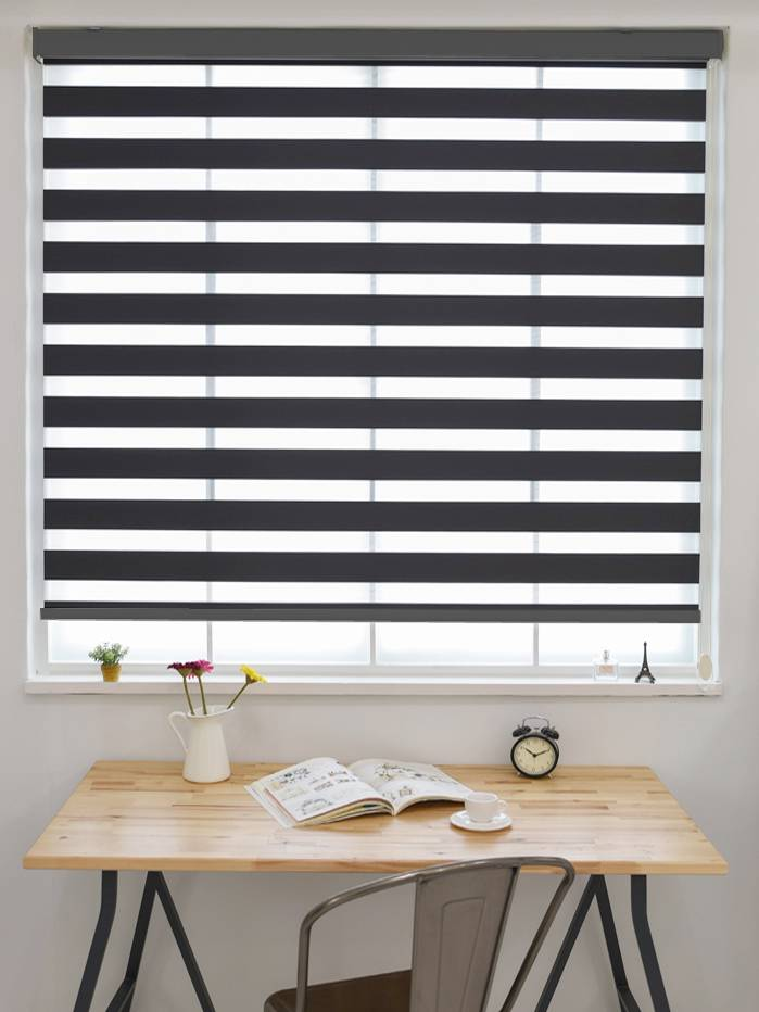 Trendy Blinds Combi Plain Zebra [CMTB-PZ]