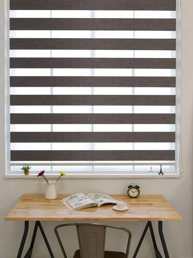 Trendy Blinds Combi V-BO room darkening [CMTD-VB]