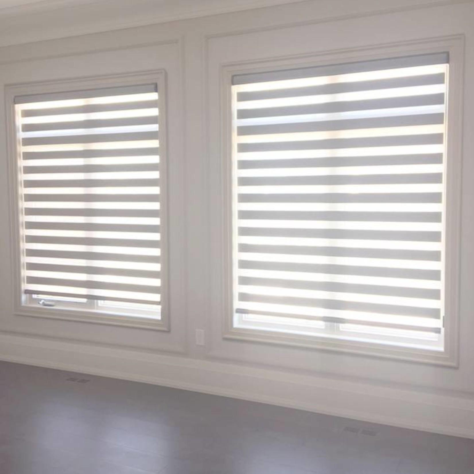 Trendy Blinds Combi Lento room darkening