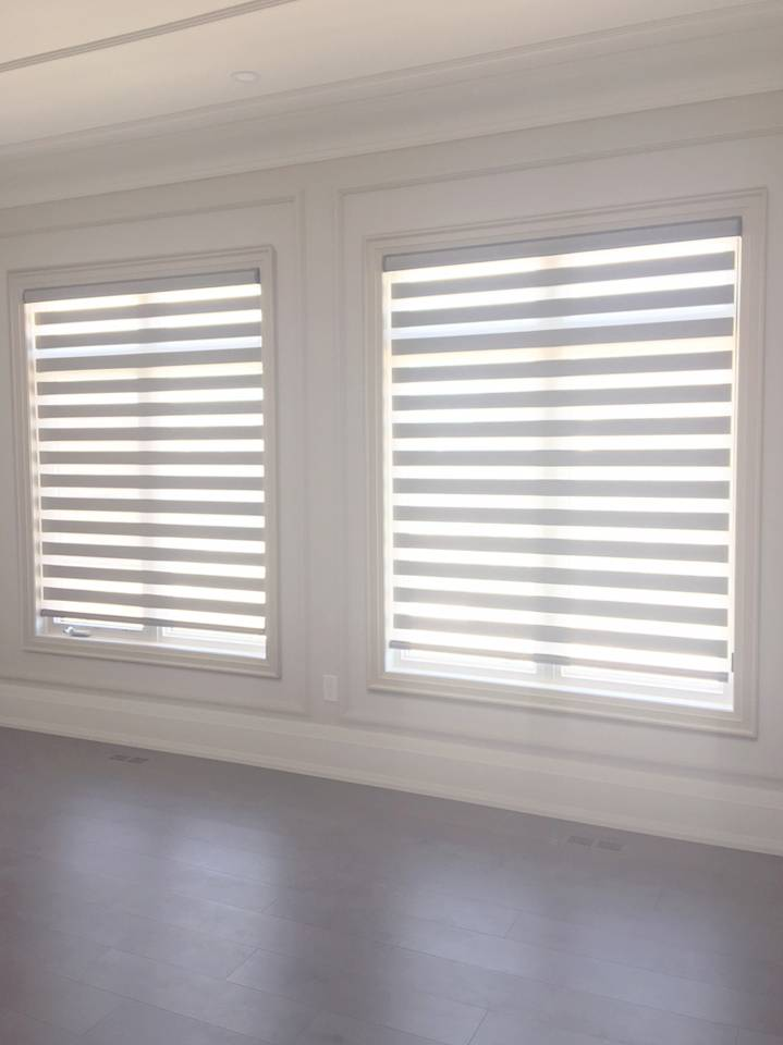 Trendy Blinds Combi Lento room darkening