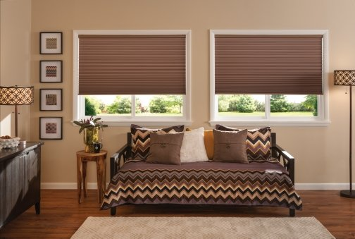Graber Foundations Blackout Cellular Shades 3/4 inch