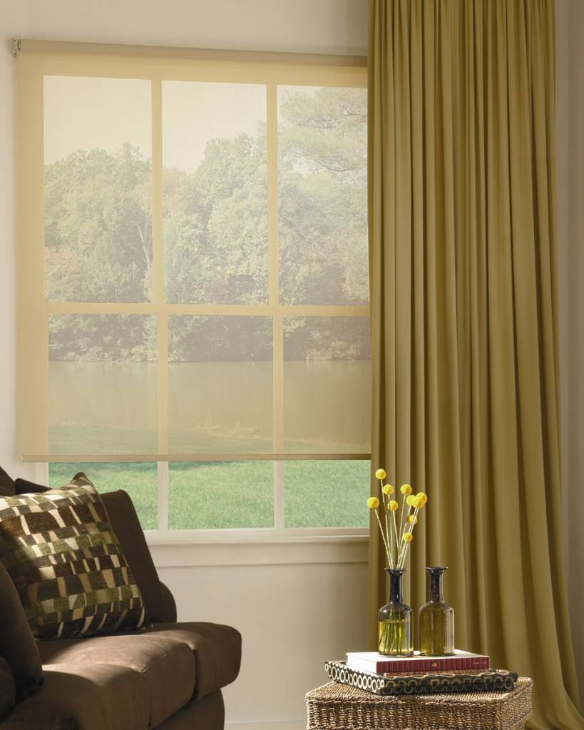 Hunter Douglas Designer Screen Shades by Hunter Douglas