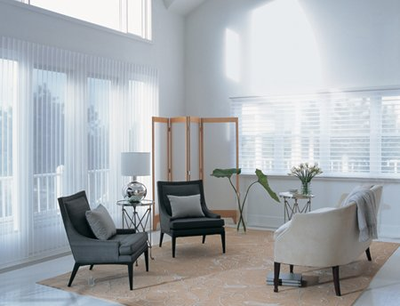 Hunter Douglas Luminette Privacy Sheers by Hunter Douglas
