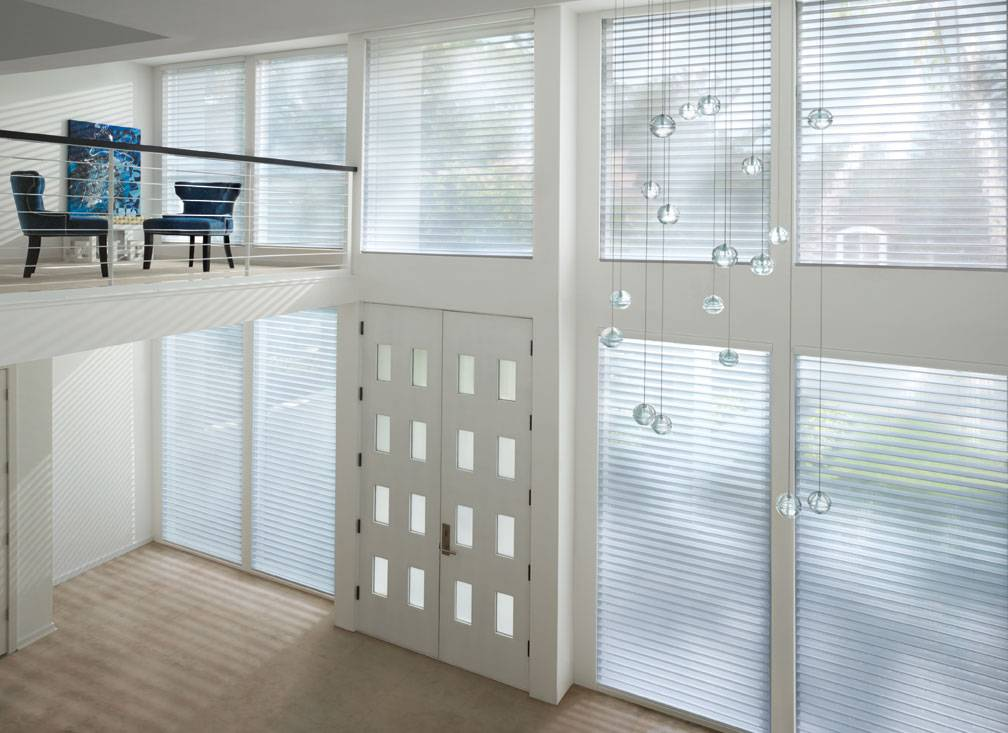 Hunter Douglas Nantucket Shades by Hunter Douglas