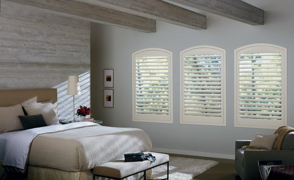 Hunter Douglas New Style Shutters by Hunter Douglas