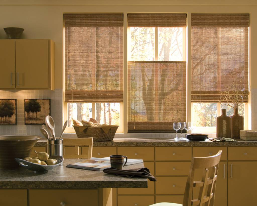 Hunter Douglas Provenance Woven Wood Shades by Hunter Douglas