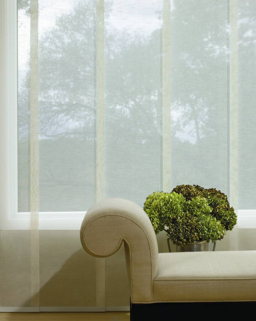 Hunter Douglas Skyline Gliding Window Panels by Hunter Douglas