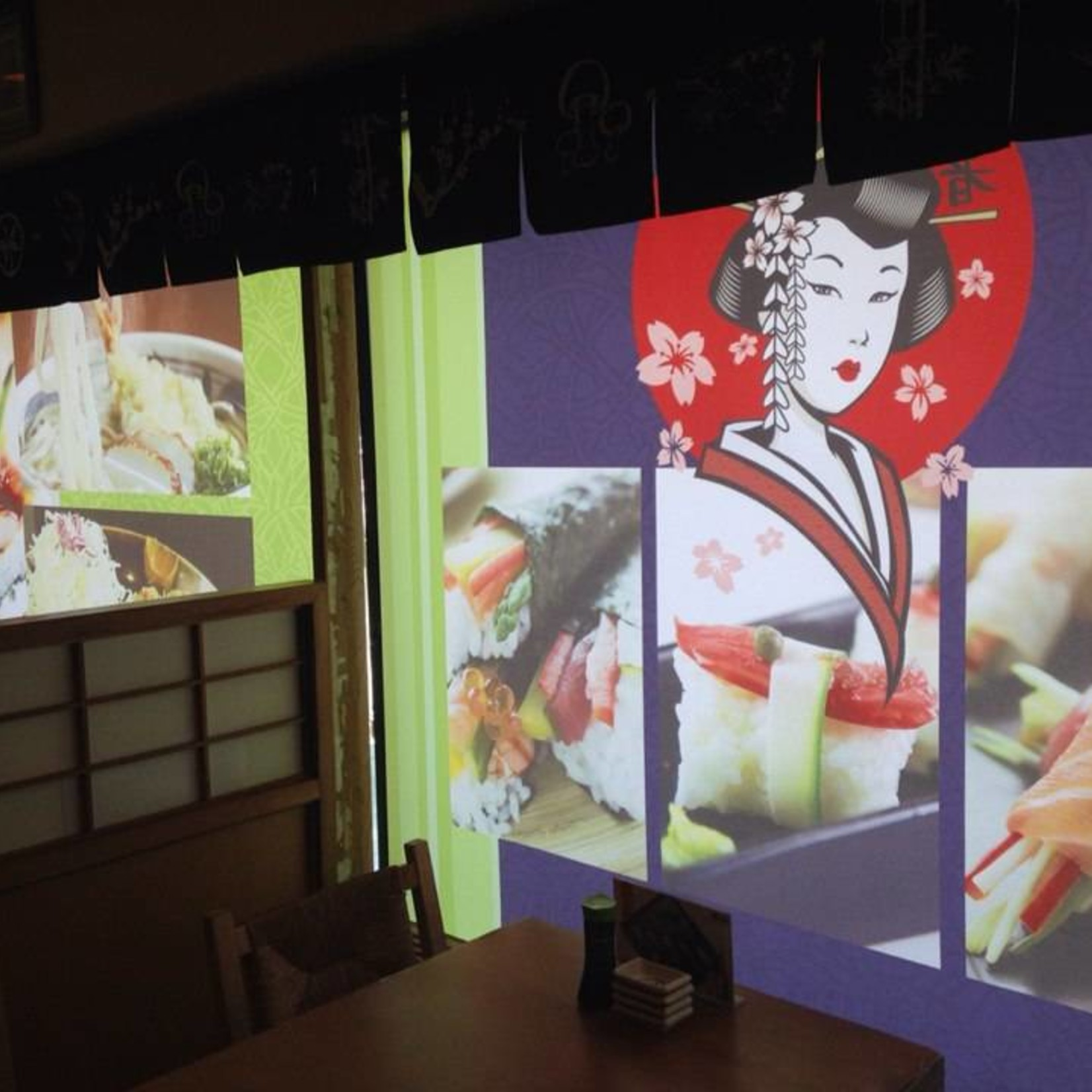 Trendy Blinds RCPT- Roller Shade Custom Printing