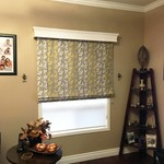 Trendy Blinds Classic Roman Shade RC5