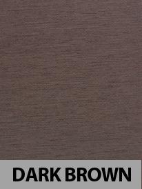 Glitter Dark Brown Roller