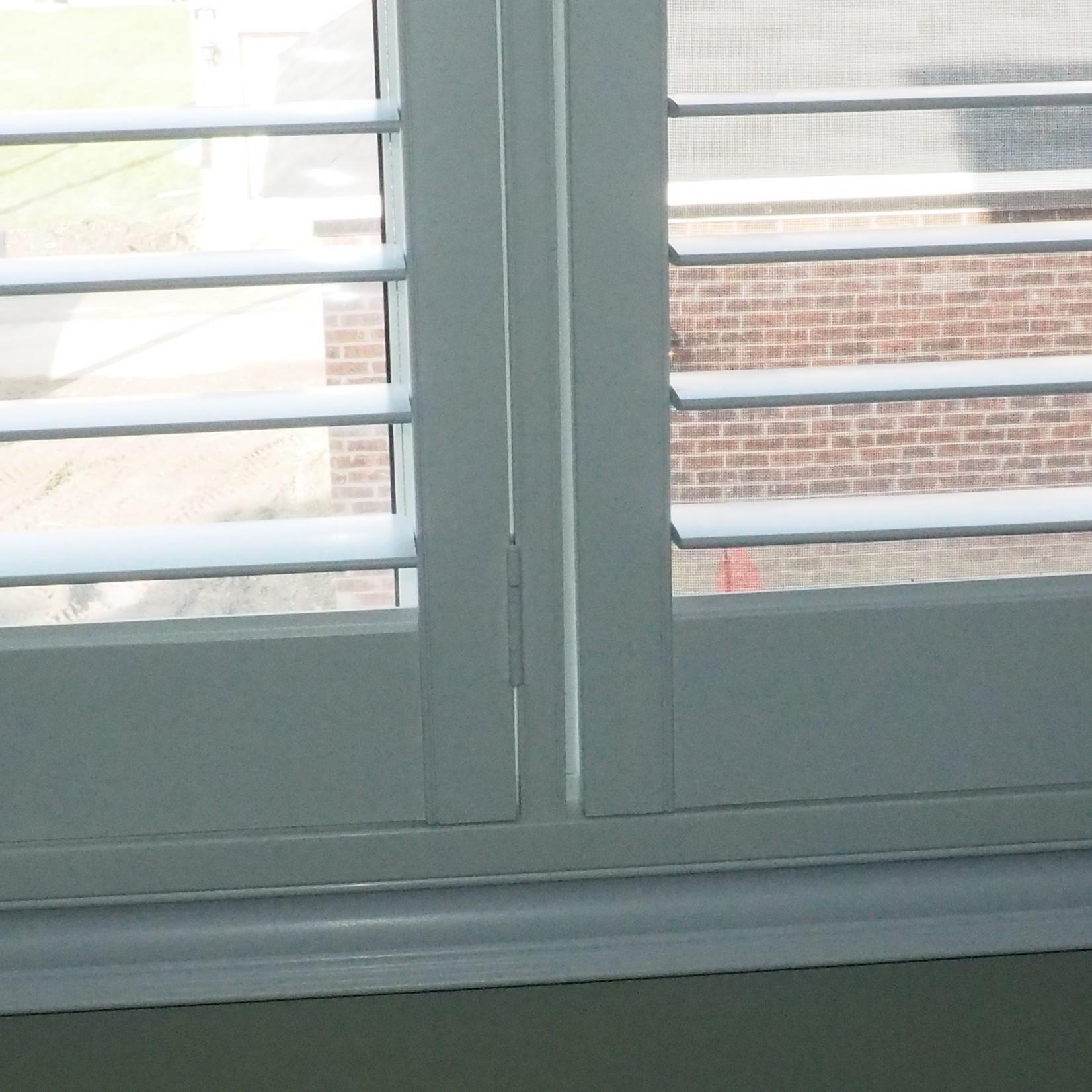 Window Seal Shutters