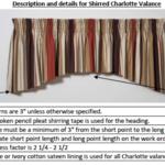Trendy Drapery - DT Charlotte Valance