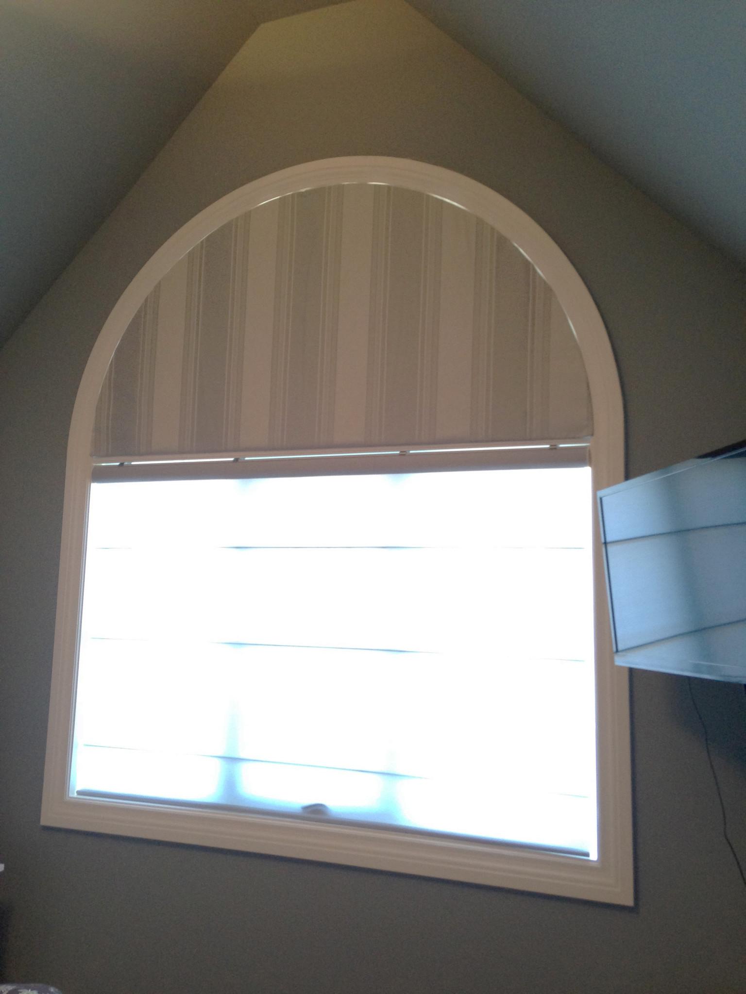 Trendy Drapery - DM Arch Window Valance