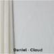Trendy Drapery - DT DT-B-PP Pleat Sheer Panel unlined