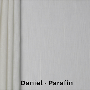 Sheer Fabric Daniel Parafin