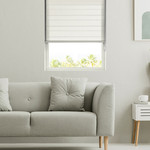 Trendy Blinds - MT Combi Linen Zebra