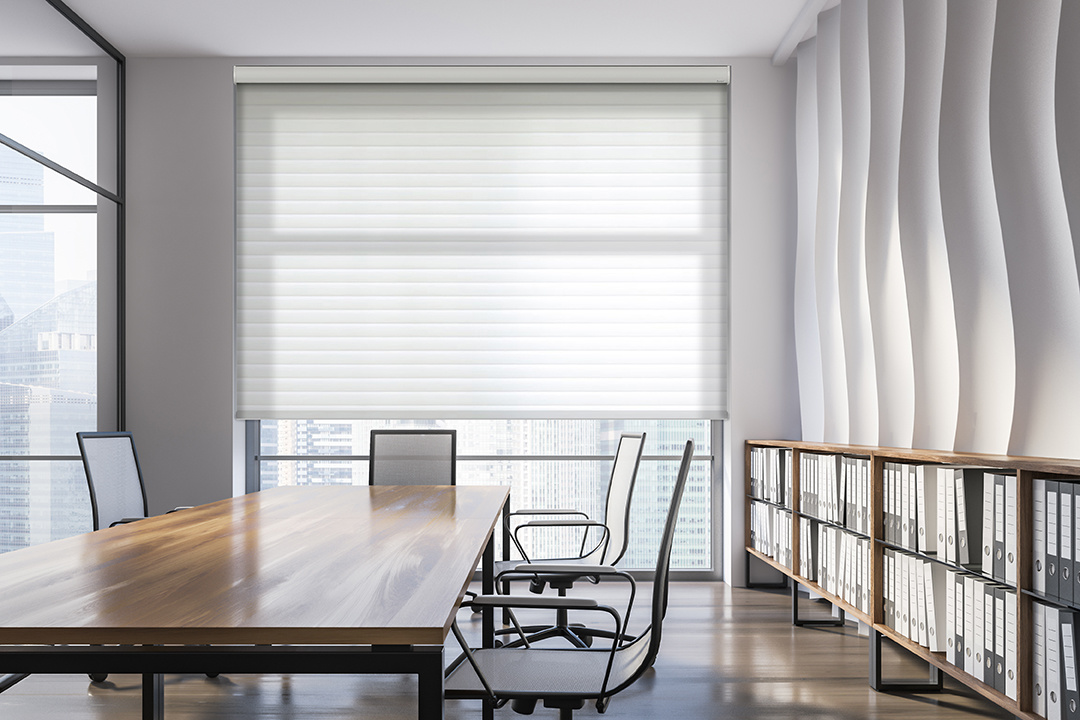 Trendy Blinds Triple Shade Innocence 75mm [TPNF-IN]