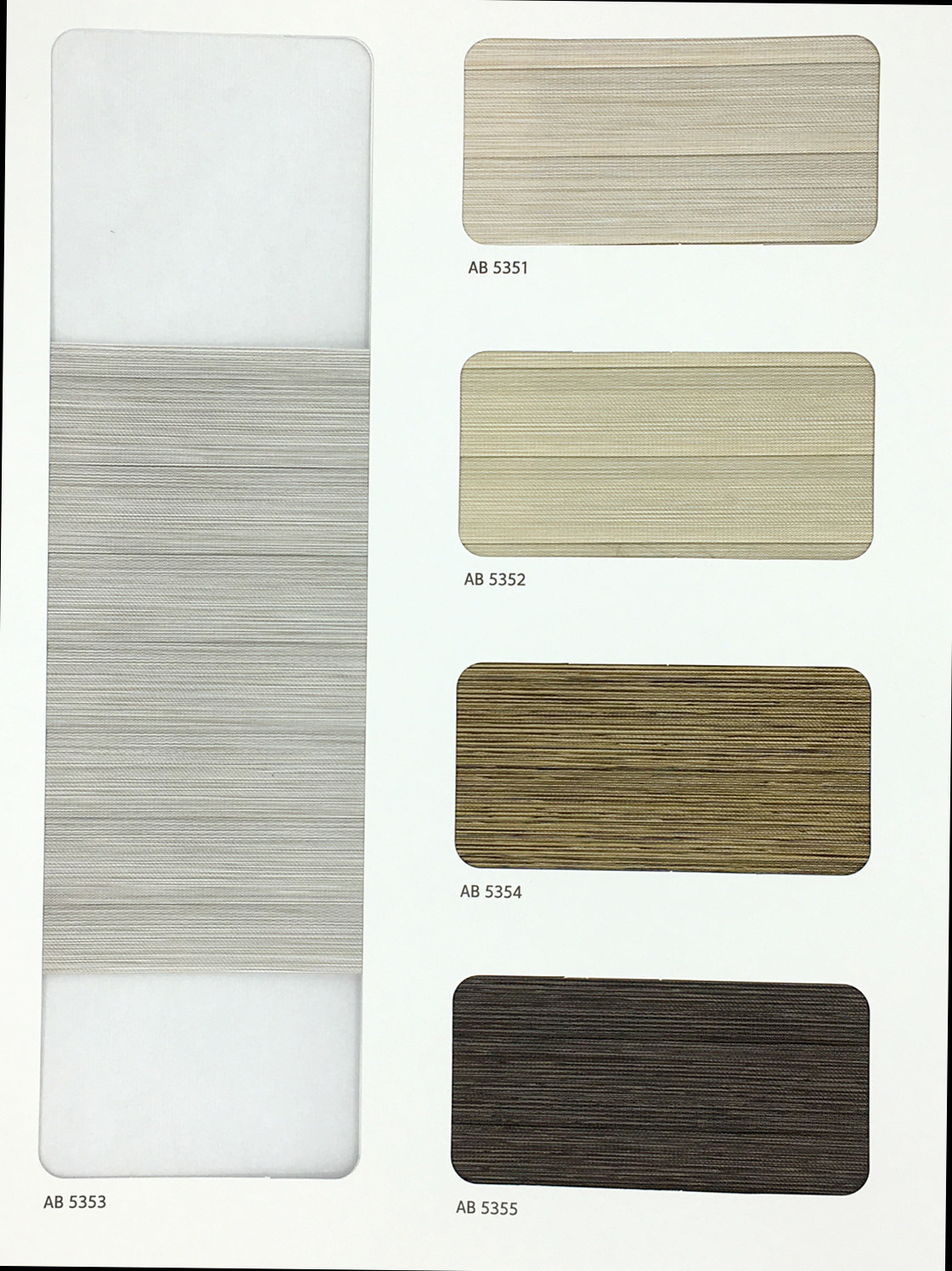 Trendy Blinds - MT Twin Amber