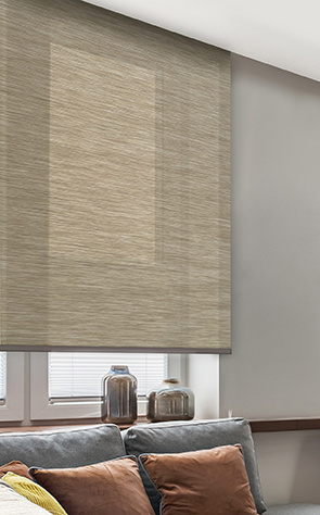 Trendy Blinds Roller Shade - Light Filtering Sample Swatch