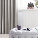 Trendy Drapery Wave Fold Custom Drape Panel (cover width 2-5 ft (80 inches flat)) - length up to 98 inches