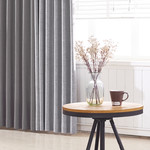 Trendy Drapery Wave Fold Custom Drape Panel (cover width 2-5 ft (80 inches flat)) - length up to 118 inches