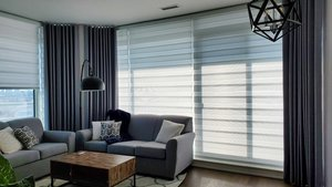 Achieving Privacy and Light Control with Modern Window Blinds, Shades and Drapery