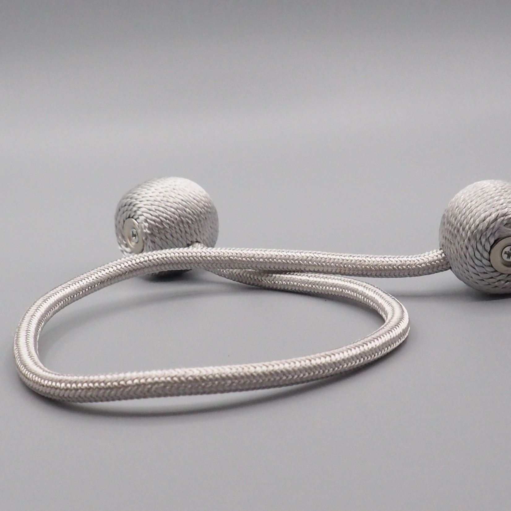 Balls and Rope Magnetic Drape Tiebacks (2 pieces)