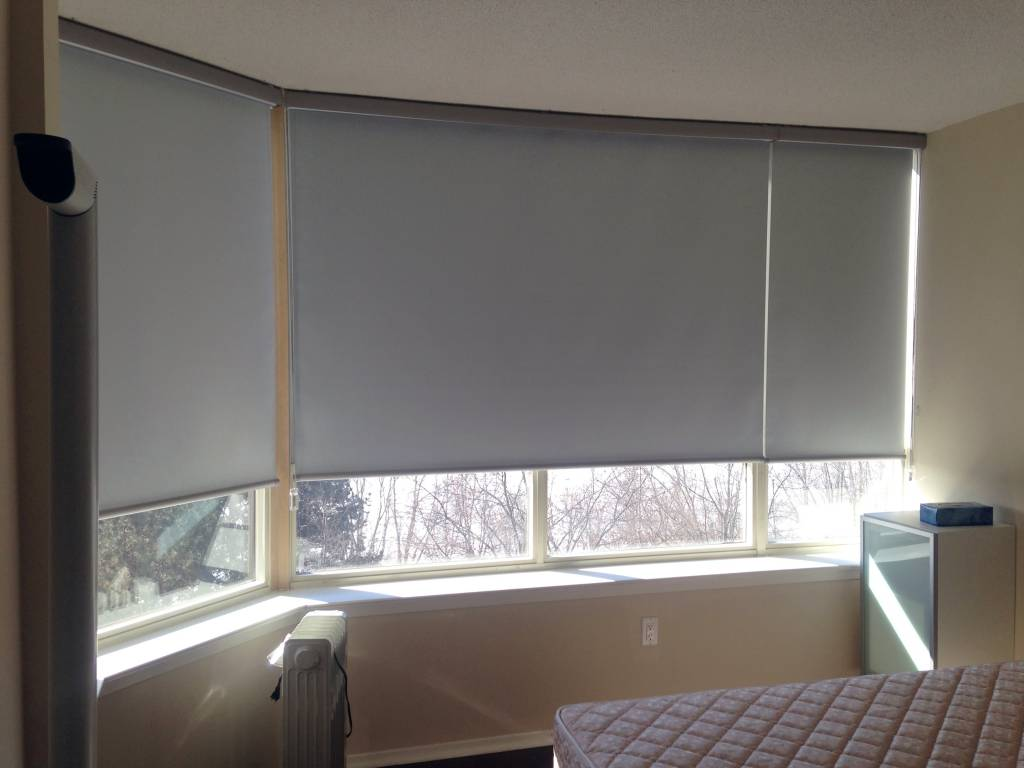 Trendy Blinds Zeki Blackout Roller